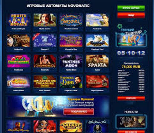 Sol Casino: огромный выбор игровых аппаратов