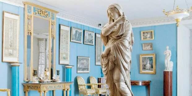 Собянин открыл комплекс хранения реквизита театров и музейных фондов. Фото: mos.ru