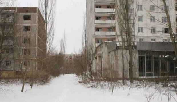 Чернобыль - до и после катастрофы (14 фото)