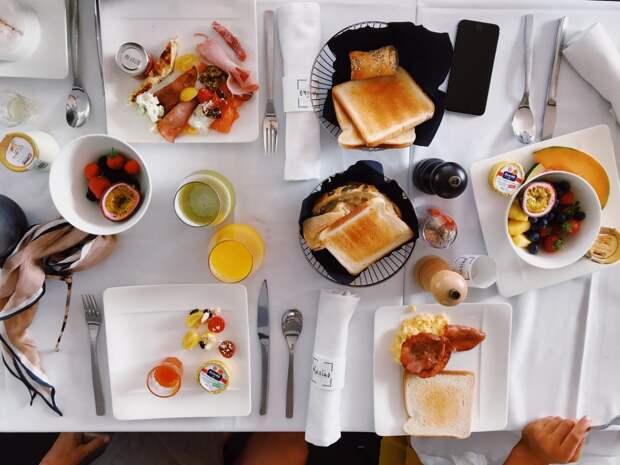 Полезные завтраки! Какие они?
