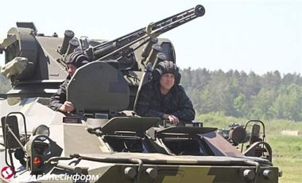 МВД получило оружие и технику для Нацгвардии и спецбатальонов