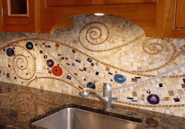 Такое украшение можно использовать даже в классическом интерьере. /Фото: directhomeremodelinginc.com