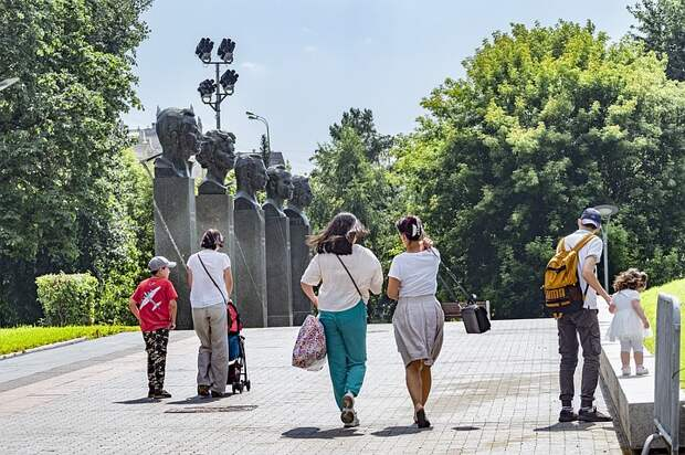 Погода в Москве на майские праздники 2021: к Дню Победы потеплеет до +20