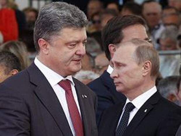 Новость на Newsland: Путин встретится с Порошенко в Минске 26 августа