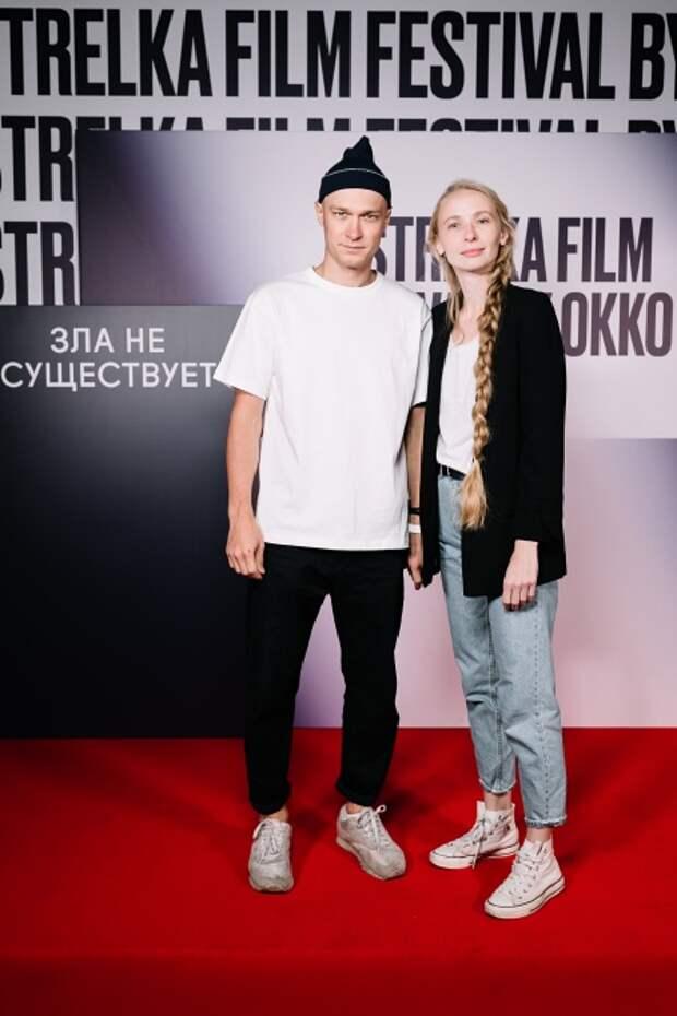Юра Борисов и Анна Шевчук