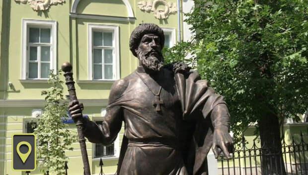 Очень важное событие: в столице установлен памятник Ивану Грозному!!!