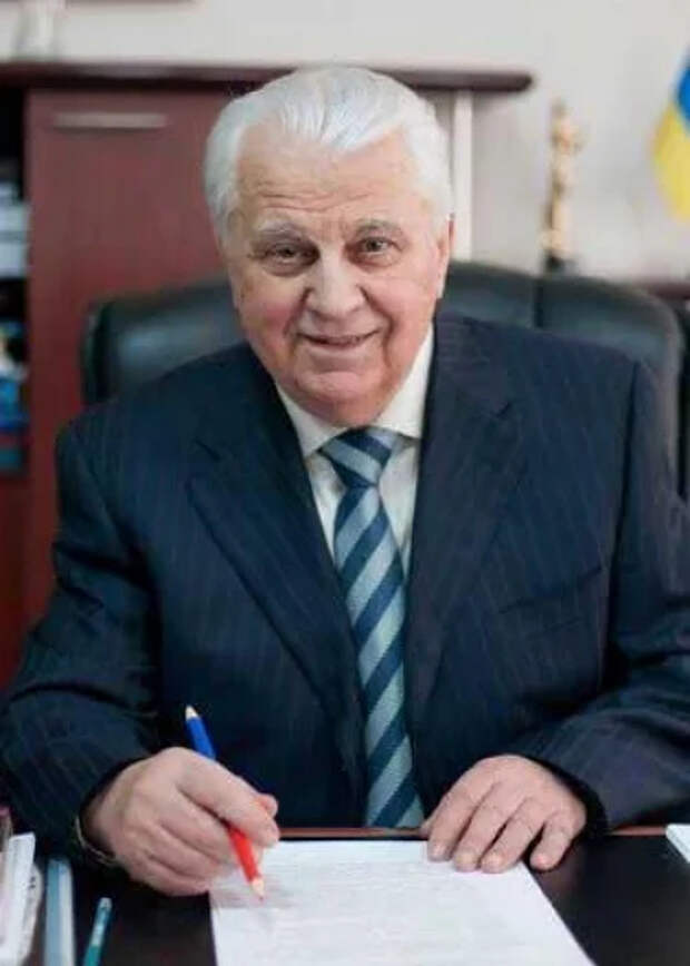Леонид Кравчук в детском возрасте носил в лес продуктовые передачи бандеровским боевикам