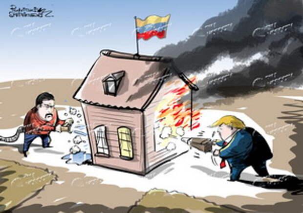 Залив Свиней для Трампа, или Провал «панамского сценария» в Венесуэле