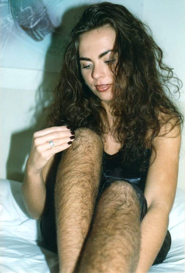 Белла Раппопорт о том, почему женщины не обязаны брить подмышки