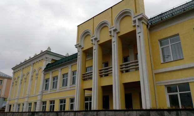 Конкурс на реконструкцию театра имени Короленко стартовал в Ижевске