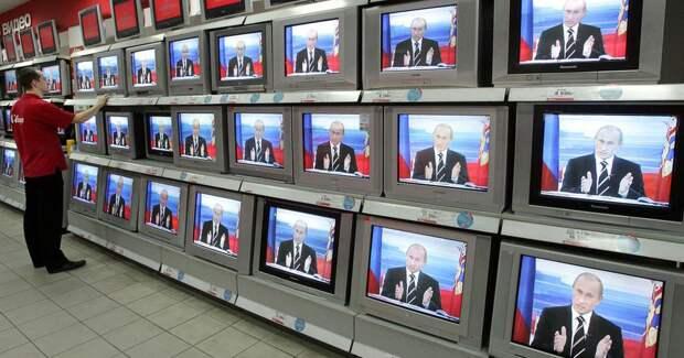 Могильные черви российского телевидения