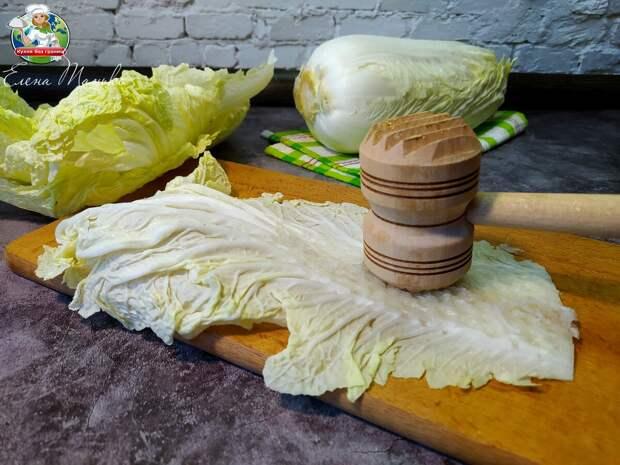 «Пекинские язычки» —моя семья влюбилась в эти вкусные рулеты
