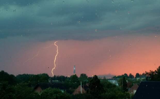 Погода в Удмуртии: во вторник ожидаются грозы