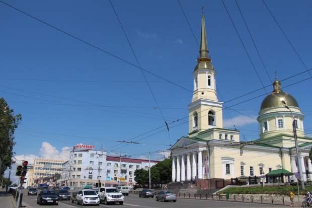 Движение в центре Ижевска перекроют на время проведения Большого хорового собора 11 июня