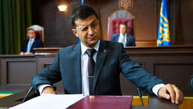 Зеленский снова затянул заунывную «Петину песню» про Крым