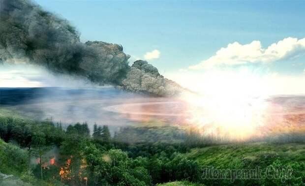 Таинственный взрыв 100-летней давности в Сибири