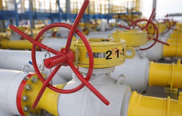 На Украине угрожают перекрыть поставки газа Германии