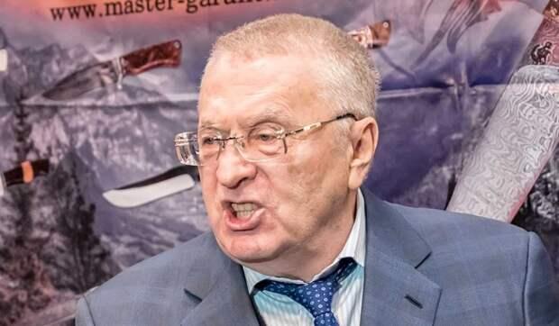 Жириновский предложил ликвидировать Белоруссию: Это решит все вопросы