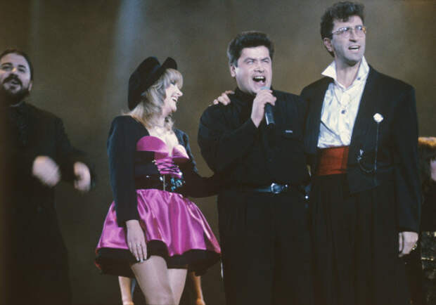 Цекало, АБП, Буйнов и Расторгуев, 1990-е
