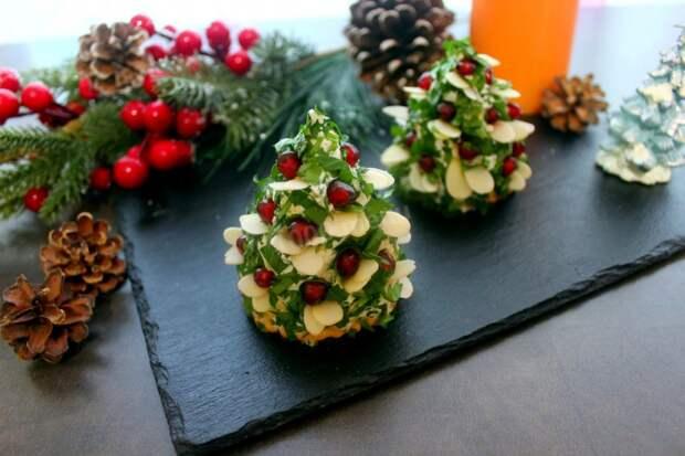 5 вкусных новогодних салатов и закусок из доступных ингредиентов