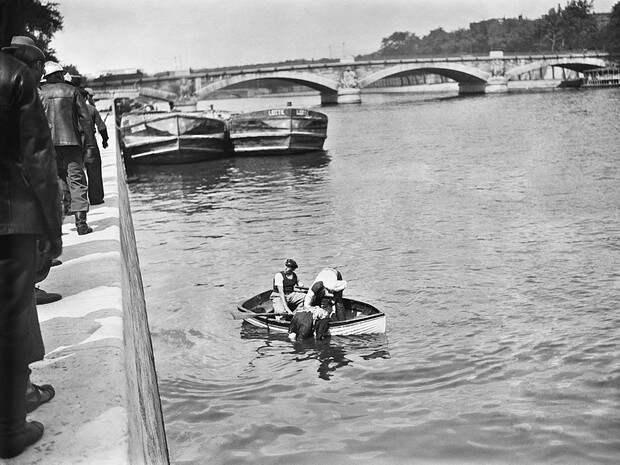 Парижская Офелия: как таинственная утопленница из Сены спасла тысячи жизней
