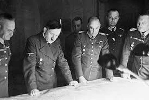 Из-за каких ошибок Гитлера Германия проиграла Вторую мировую