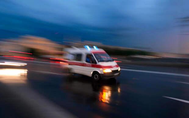 За один день девочка попала в две аварии