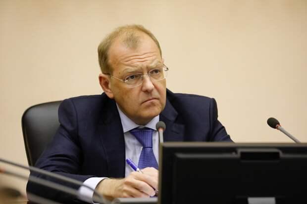 Обвиняемого в хищениях замминистра энергетики РФ арестовали до 8 ноября