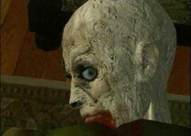 Первая встреча с зомби – Resident Evil 1