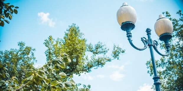 В Бескудниковском установят более 150 фонарей