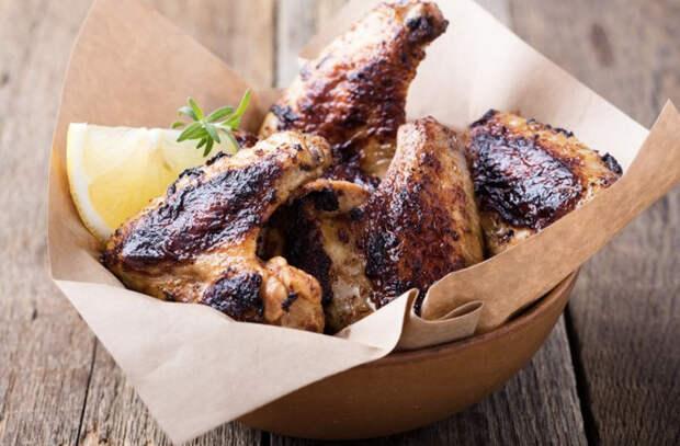 Делаем потрясающие куриные крылышки шестью способами