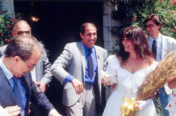 51 Адриано Челентано и Клаудия Мори: 50 лет вместе