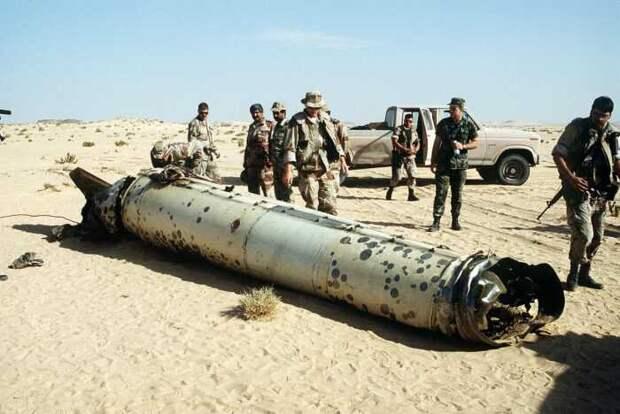 Российская «Красуха-4» сбила над Сирией 36 крылатых ракет США