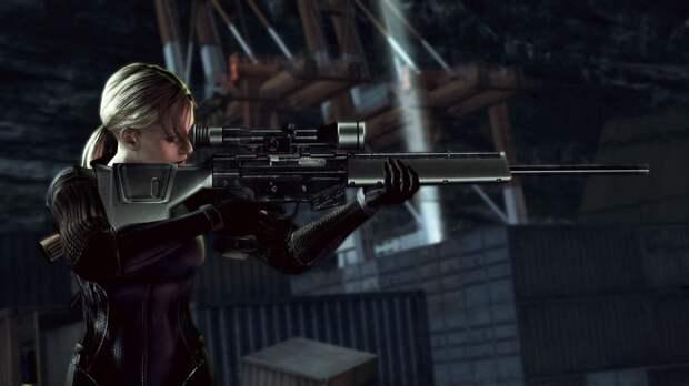 Возвращение Джилл Валентайн – Resident Evil 5