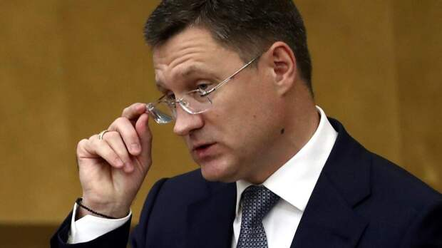 Новак счел крайней мерой ограничение на экспорт бензина